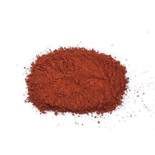 Pigment rouge pozzuoli