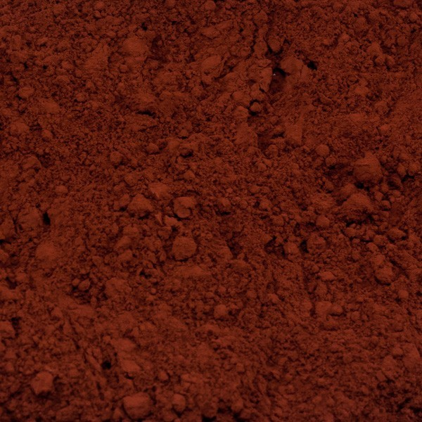 Oxyde de fer rouge Almagra espagne