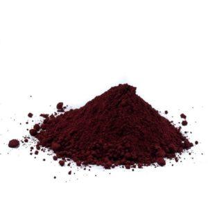 Oxyde fer naturel rouge espagne
