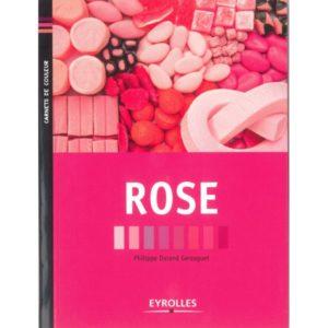 Rose, carnets de couleur