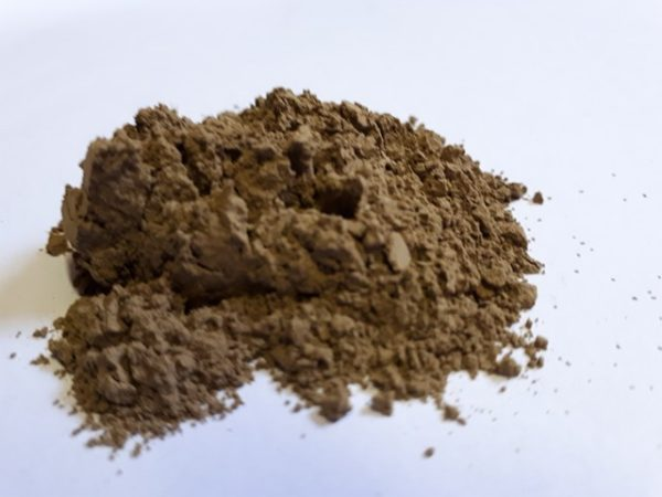 Terre pourrie pigment