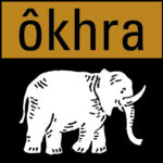 Logo Okhra ocre